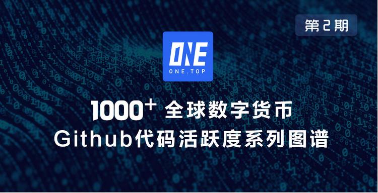 【独家】全球1000+数字货币代码活跃度系列图谱|第2期